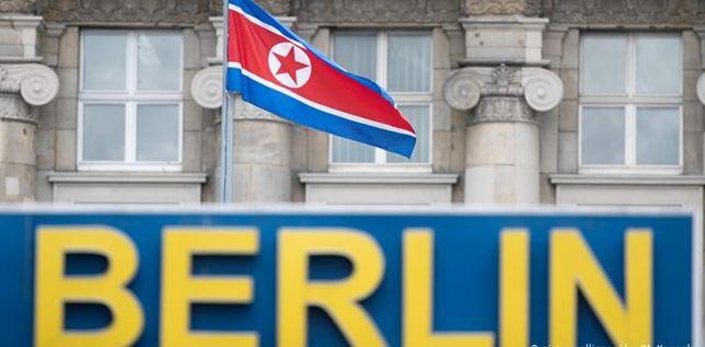 Ambasada Korei Północnej w Berlinie zarabia na wynajmie nieruchomości