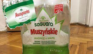 Okazuje się, że wód z Muszyną w nazwie jest więcej