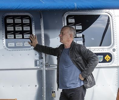 Tom Hanks sprzedał legendarną przyczepę kempingową. Poszła za prawie milion złotych