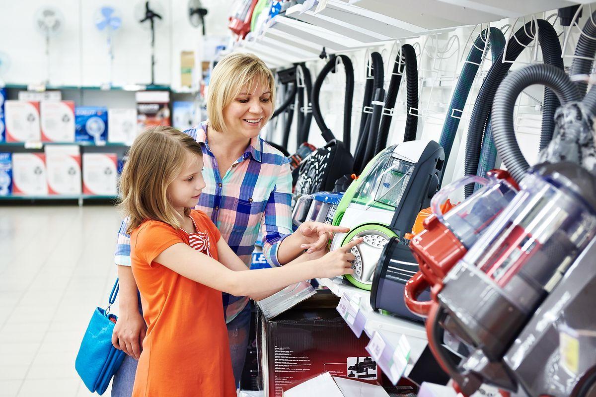Odkurzacz workowy - tani w zakupie i użytkowaniu