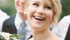 Jennifer Lawrence - dziś druhna, jutro panna młoda