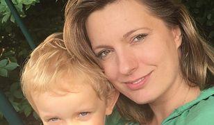Karolina ma 38 lat i śmiertelną chorobę. Słowa jej synka łamią serce