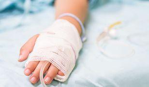 Nie żyje Gabrysia Szewczyk. 8-latka walczyła z nowotworem mózgu