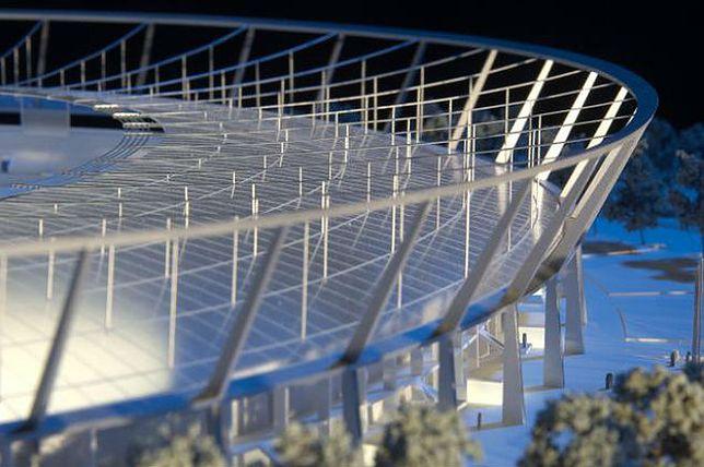 Stadion Śląski (wizualizacja)