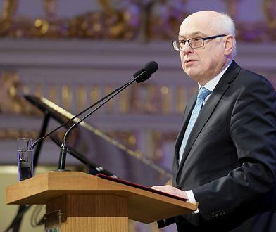 Prof. Zdzisław Krasnodębski skomentował potencjalne dołączenie PiS do EPL