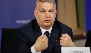 Viktor Orban nie był szczególnie zmartwiony decyzją EPL