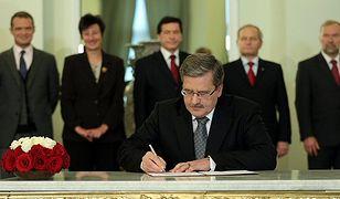 Prezydent proponuje zmiany w polskiej konstytucji