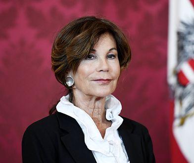 69-letnia Brigitte Bierlein, nowa kanclerz
