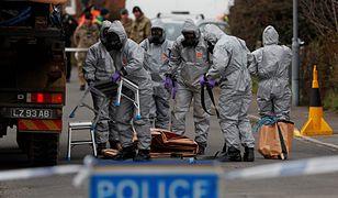 Do ataku na byłego rosyjskiego agenta Siergieja Skripala i jego córkę Julię doszło na początku marca 2018 r. w Salisbury