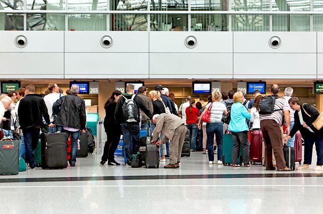 Poznań: mgła sparaliżowała pracę lotniska