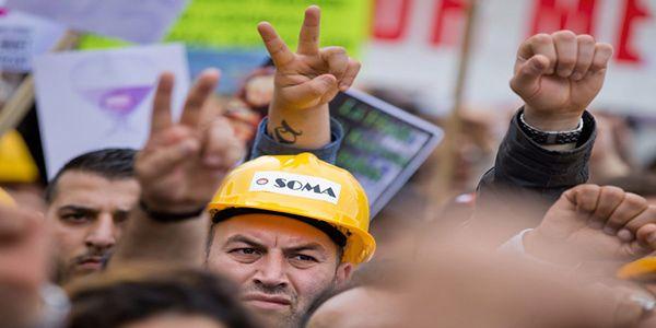 Zawał w tureckiej kopalni. 23 górników uwięzionych pod ziemią