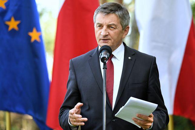 Główni kandydaci do zastąpienia Marka Kuchcińskiego to Małgorzata Wassermann, Joanna Kopcińska i Mariusz Błaszczak
