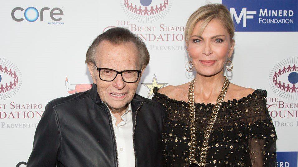 Larry King chce się rozwieść po raz ósmy.