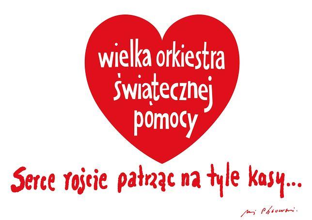 Owsiakowi ponownie udało się porwać Polaków do pokazania politykom swojej siły
