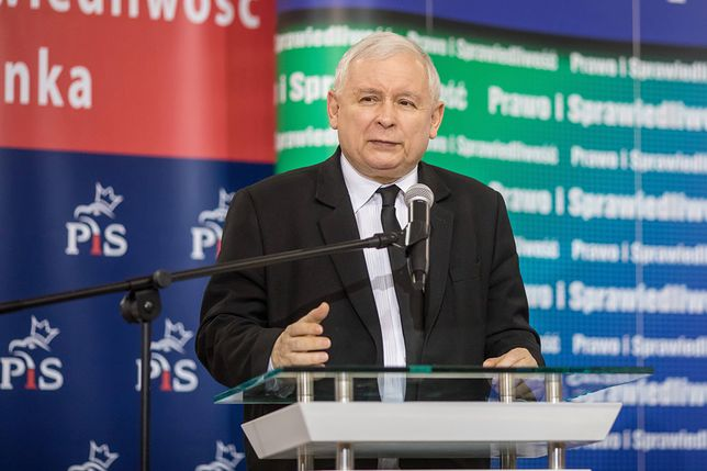 Belgijski polityk ostro o prezesie PiS