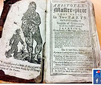 Na aukcję trafiła książka, która przez wieki była zakazana w Wielkiej Brytanii ze względu na brutalną zawartość.