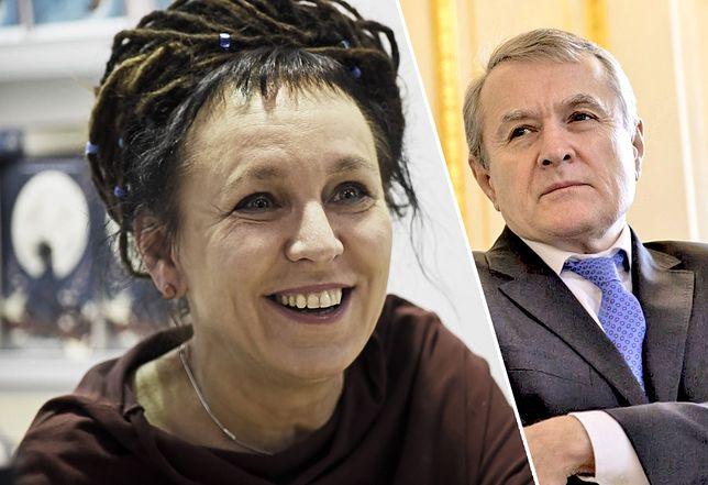 Piotr Gliński w rozmowie z WP skomentował literacką nagrodę Nobla dla Olgi Tokarczuk