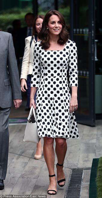 Kate Middleton jak księżna Diana