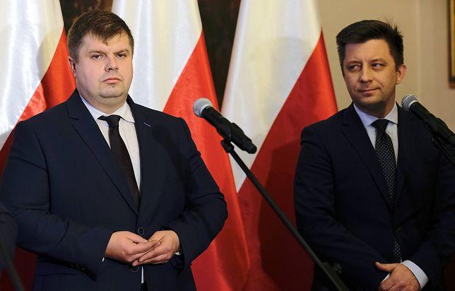 Michał Dworczyk przekonał Wojciecha Kałużę do koalicji z PiS w sejmiku Śląskim