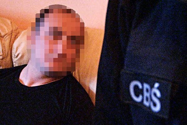 Turecki zabójca zatrzymany w Warszawie przez CBŚP. Był totalnie zaskoczony