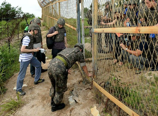 Korea Płd. oskarżyła Koreę Płn. o podłożenie min i grozi odwetem