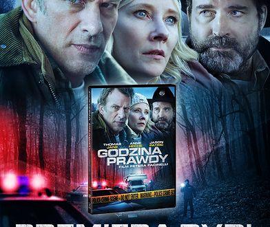 GODZINA PRAWDY, Premiera DVD 10 lutego