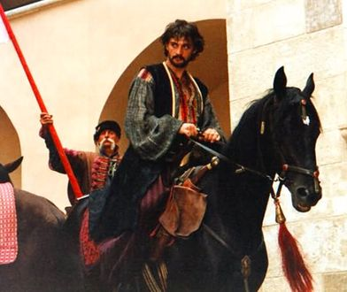 """Nie żyje koń Bohuna z """"Ogniem i mieczem"""". Dożył sędziwego wieku"""