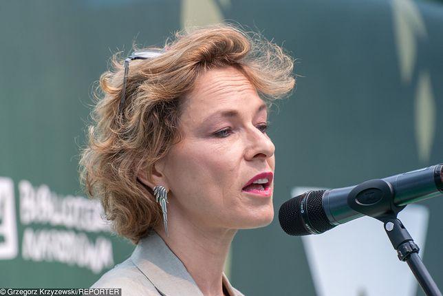 Aleksandra Justa podała Monikę Zamachowską do sądu