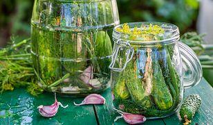 Woda ze słoika z ogórkami będzie hitem tego lata