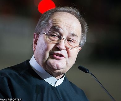 Ojciec Tadeusz Rydzyk twierdzi, że każdy datek na jego fundację zostanie zapisany w niebie