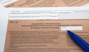 Polacy nie szczędzą pieniędzy. Szczególnie z podatków