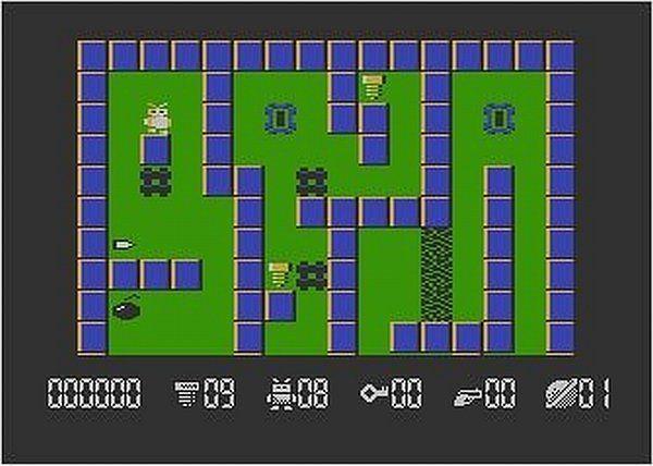 Robbo na Atari