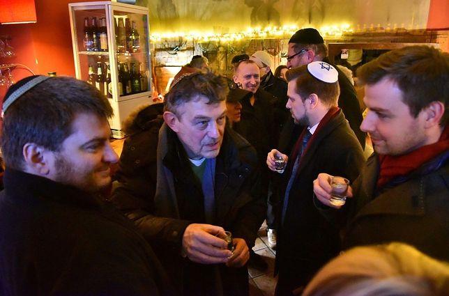 """Wypiliśmy w Cafe Foksal """"kieliszek pojednania"""". """"To piękny polski gest"""""""