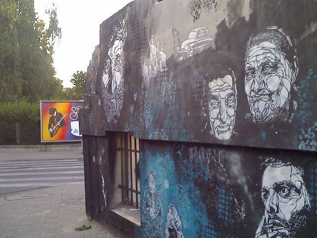 Za darmo: szlakiem warszawskiego street-artu