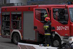Mazowieckie. Burze w weekend. 546 interwencji strażaków