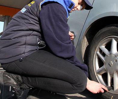 Ciśnienie w oponach istotne dla bezpieczeństwa jazdy