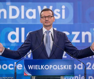 """Mateusz Morawiecki pisze o """"polskim tygrysie gospodarczym"""" w Wall Street Journal"""