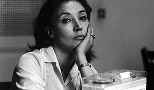 """Rasistka"" i ""plagiatorka Hitlera"" - 10 lat temu zmarła kontrowersyjna dziennikarka Oriana Fallaci"