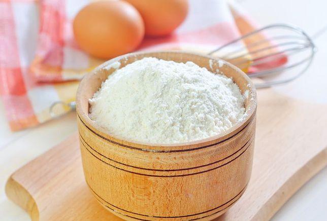 Co oznacza typ mąki?