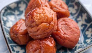 Pasta umeboshi. Japoński przepis na zdrowie
