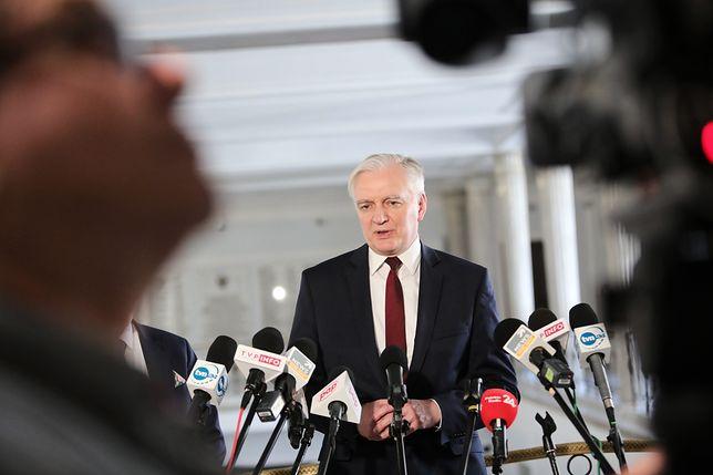 Wybory prezydenckie 2020. Były wicepremier Jarosław Gowin (zdj. arch.)