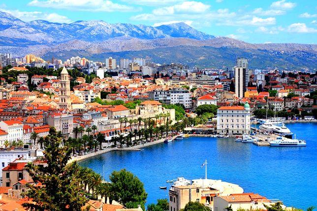 Split z pałacem cesarza Dioklecjana to must see Chorwacji