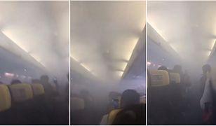 Aktualnie prowadzone jest dochodzenie, które ma wyjaśnić, dlaczego na pokładzie pojawił się dym