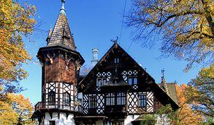 Pałac myśliwski w Promnicach - jeden ze skarbów Górnego Śląska
