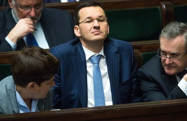 Pieniądze na podwyżki są - zapewnia wicepremier i minister finansów Mateusz Morawiecki