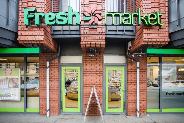 Freshmarket znika z rynku.