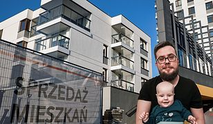 Dwa lata temu mieszkanie Bartka kosztowało 200 tys. zł. Dziś za podobne trzeba zapłacić 350 tys.