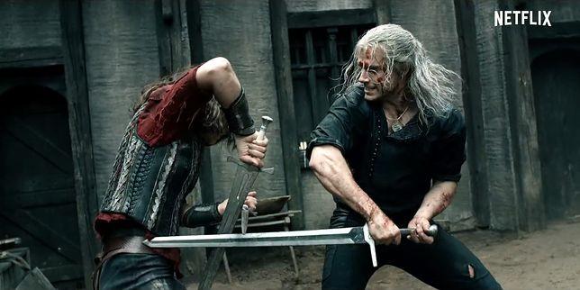 Odtwórca roli Wiedźmina opowiada o kręceniu scen walki w serialu przez pryzmat potyczki w Blaviken