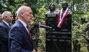 W Ossowie odsłonięto popiersie Marii Kaczyńskiej