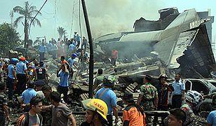 Katastrofa wojskowego Herculesa na Sumatrze